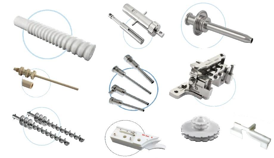 Производство форматных частей