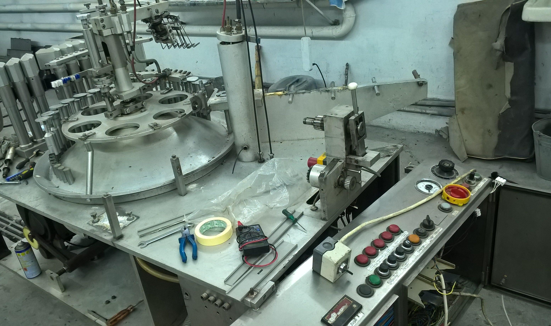 фармацевтическое оборудование